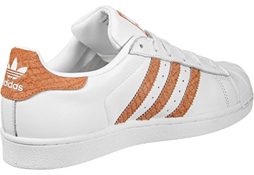 Adidas Superstar Damen Sneaker Uk 4,5-37,1 / 3 I