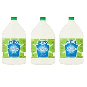 Heinz Cleaning Vinegar, 1 gal - 3 Pack