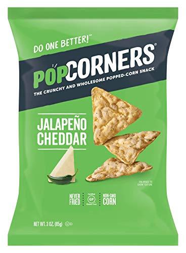 (Popcorners Cheesy Jalapeno Popped Chips, 5 oz)
