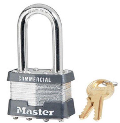 Master Lock 1KALF-2126 1-3/4'' Keyed Alike Laminated Padlocks - Quantity 12