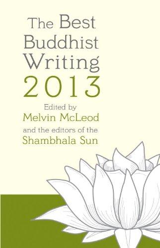 The Best Buddhist Writing 2013 ebook