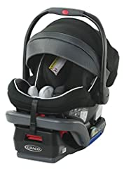 CLICK! That's the sound of a secure install. The SnugRide SnugLock 35 Platinum Infant Car Seat has a hassle-free installation using either vehicle seat belt or LATCH. In three easy steps you can feel confident you've got a secure install. To ...