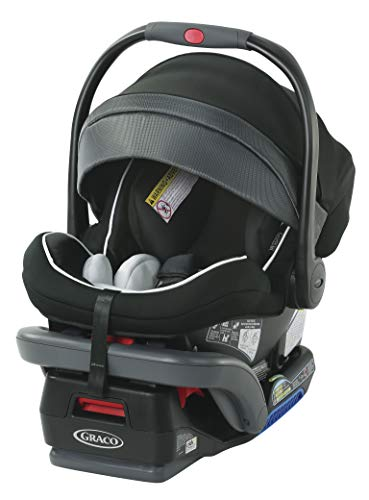 Graco SnugRide SnugLock 35 Platinum Infant Car Seat, Spencer