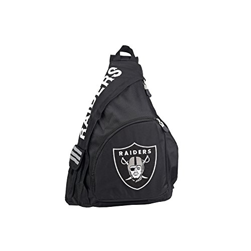The Northwest Company Officially Licensed NFL Oakland Raiders Leadoff (Raider Pack)