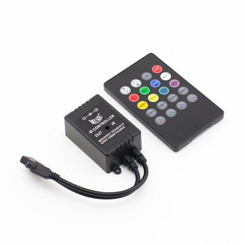 SUPERNIGHT 20keys Infrared Controller Flexible