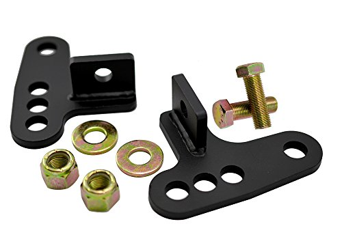 05-14 Harley Davidson SPORTSTER Sporty Rear Adjustable Slam LOWERING KIT Blocks 1 - 3 inches 1