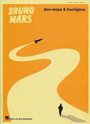 Bruno Mars: Doo-Wops & Hooligans (Pvg) por Hal Leonard Publishing Corporation