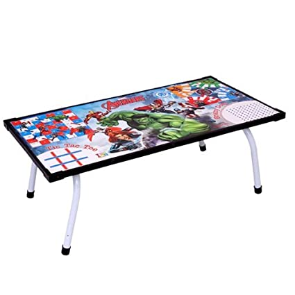 Outstanding I Toys Avengers Multipurpose Gaming Table Multi Color Home Interior And Landscaping Elinuenasavecom