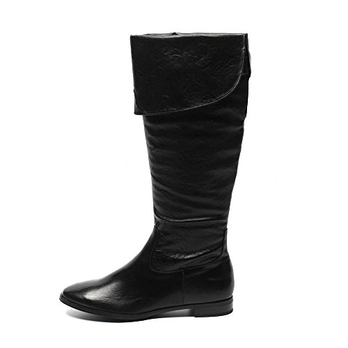 Marco Tozzi Stiefel schwarz Leder–SB