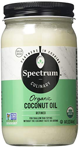 Spectrum Organic Virgin Coconut Oil -- 14 fl