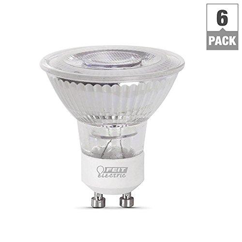 Feit Electric FEIT MR16/GU10/950CA/6 300 Lumen 5000K Dimmable LED - 6 PACK