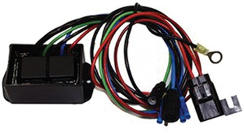 ATLAS HYDRAULIC JACKING PLATE-Replacement Wiring Harness Kit with (Relay Plate)