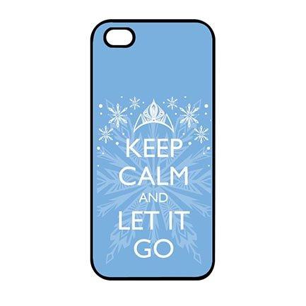 Glossy Frozen Cartoon Print Hard Case for iPod Touch 5th Generation (Frozen Ipod Cases 5th Generation)