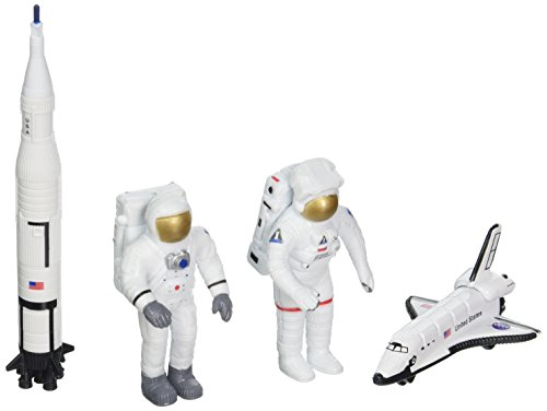 (Space Shuttle and Astronaut Gift)