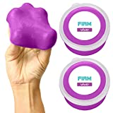 Best Therapy Putties - Vive Therapy Putty Firm (2-Pack) for Finger, H Review