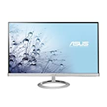 ASUS MX279H 27-Inch IPS LED-backlit and Frameless Monitor, 1920 X 1080 Resolution, 80000000:1 Contrast Ratio