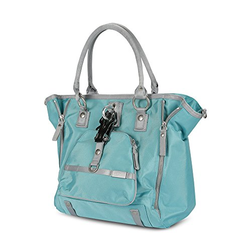 turquoise George Lucy amp; Gina à Sac Canady main ww0Fq7rR