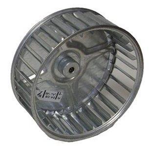 S16296000 For Broan NuTone Metal Blower Wheel 16296000 (Bath Fan Blower Wheel)