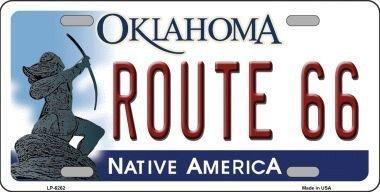 FVDE Smart Blonde SEDONA Arizona Novelty State Background Vanity Metal License Plate Tag Sign