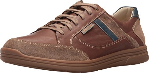 Mephisto Heren Frank Oxford Chesnut / Denim Polo