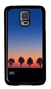 Personality customization Samsung Galaxy S5 Landscapes tree 2 PC Custom Samsung Galaxy S5 Case Cover Black At HY_in Case