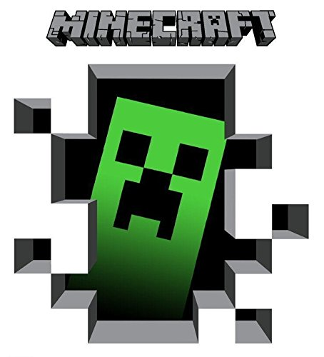 36 Minecraft Figure Cupcake Toppers And Temporary Tattoos by Pixel Toys (Image #4)
