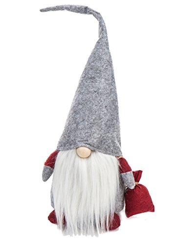 Christmas Gnome Decor.Handmade Swedish Tomte Christmas Gnome Christmas Ornaments Import It All