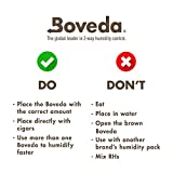 Boveda for Cigars/Tobacco | 72% RH 2-Way Humidity