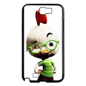Chicken Little Samsung Galaxy N2 7100 Cell Phone Case Black V09727443 by ruishername