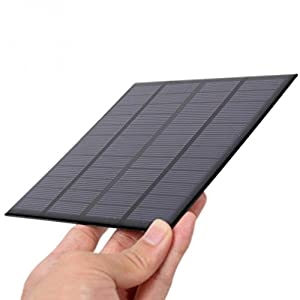 41bweIb639L. SS300  - Solar Panel Module Solar System Solar Epoxy Cell Charger DIY