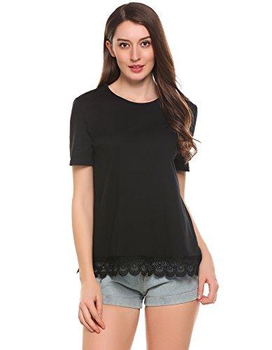 Bluetime - Camisas - para mujer negro