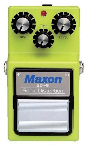 Maxon 9-Series Sonic Distortion