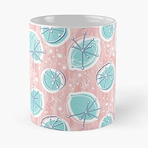 Pattern Vintage Vector - Coffee Mugs Ceramic ()