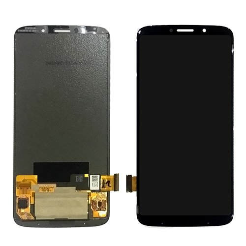 (LCD Display Touch Screen Digitizer New Assembly for Motorola Moto XT1929 Z3 Play Black)