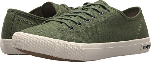 - SeaVees Men's Monterey Sneaker Standard, Green, 11 M US