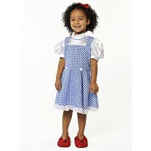 Wizard - Disfraz de Dorothy para niño, talla 3 - 5 años (1199)