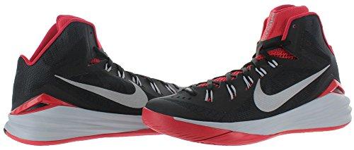 Nike Jordan Kinder Jordan Jumpman Pro BG Blck / Mtlc Slvr / Unvrsty Straße / Wlf