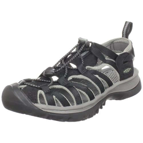 BKGA 5124 WHISPER Sandali Gargoyle Keen Nero Donna Outdoor qwE556aS
