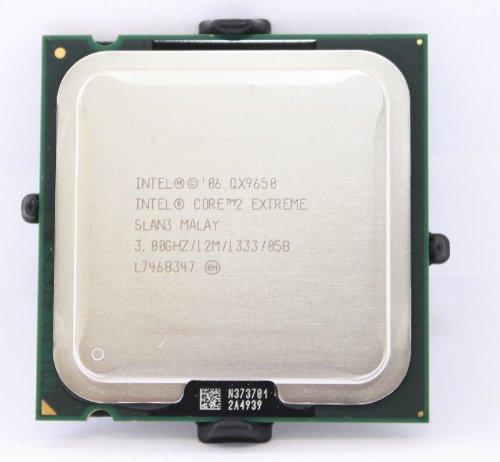 Intel CPU Core 2 Extreme Qx9650 3.00Ghz Fsb1333Mhz 12M LGA775 Extreme with Original Fan