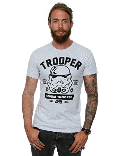 Star Wars Stormtrooper Collegiate T Shirt