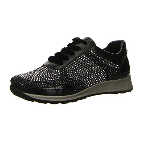 Sneaker Osaka Noir Ara 12 Femme 44567 wSPSIxHq