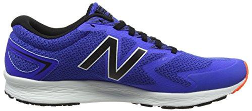 New Balance Herren MFLSHL Flash V2 Laufschuhe, Blau (Blue/black/MFLSHLB2)