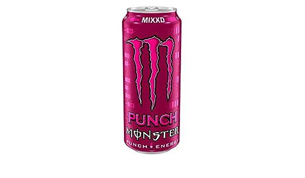 Monster Punch MIXXD: Amazon.es: Alimentación y bebidas