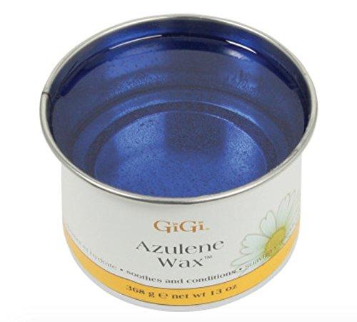 Gigi Azulene Wax 13 oz. (Pack of 2) by GiGi