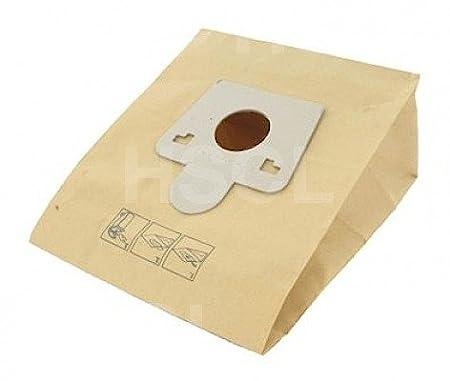 M419K 8 filtro Bolsas de papel para aspiradora Moulinex ...