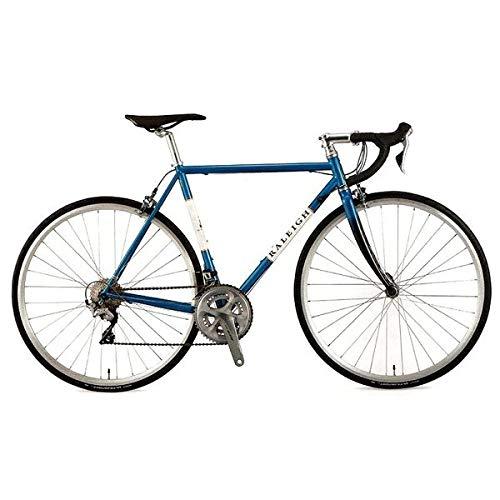 RALEIGH(ラレー) ロードバイク Carlton-F (CRF) サモアブルー 540mm B07JCLM6CG