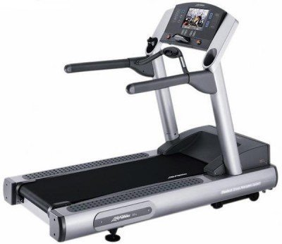 Life Fitness Remanufactured 95Te Treadmill with LCD console (Renewed) - Life Fitness Treadmill 95te