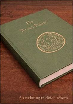 Book The Wessex Psalter: The Psalms of David (1662) with Music and Pointed for Anglican Chant (2009-11-03)