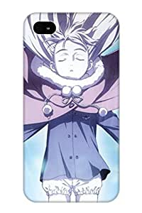 Inthebeauty Scratch-free Phone Case For Iphone 4/4s- Retail Packaging - Anime Last Exile