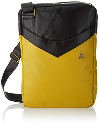 Star Trek: The Original Series - Uniform Laptop Bag [Gold] ()